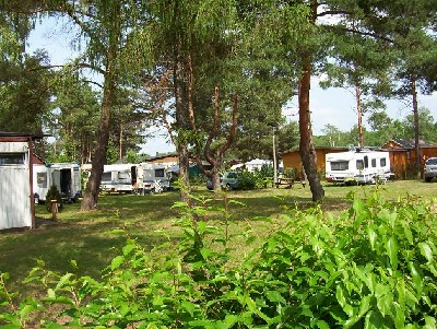Camping am Schwielowsee